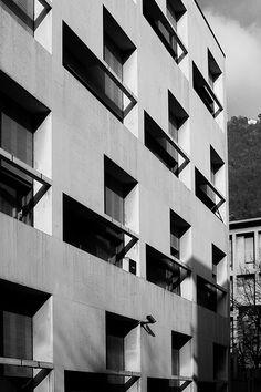 Casa del Fascio, designed by Giuseppe Terragni1932-36, Como