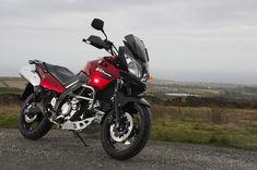 2008 Suzuki V-Storm 650X #bikes #motorbikes #motorcycles #motos #motocicletas