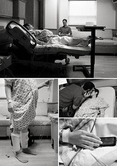 Beautiful birth story photography