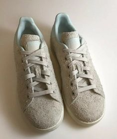 a860394f6fa1f Adidas Stan Smith Women s Clear Brown Tennis Sneakers Shoes S32261 Size 6 M   fashion