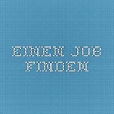 einen Job finden