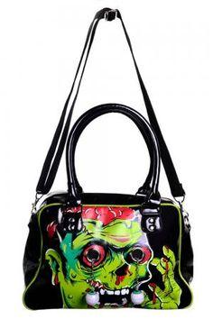 Zombie Shoulder Bag