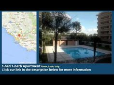 1-bed 1-bath Apartment for Sale in Roma, Lazio, Italy on italianlife.today - http://www.aptitaly.org/1-bed-1-bath-apartment-for-sale-in-roma-lazio-italy-on-italianlife-today/ http://img.youtube.com/vi/iIyfwTveWn8/0.jpg