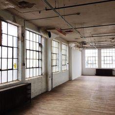 Open studio apartment