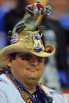 If you ain't a Gator fan...you're Gator bait-__-