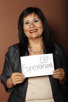 Hope, Verónica Esquivel, Maestra, UANL, Guadalupe, México