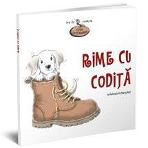 """Rime cu codita-Lucia Muntean; Varsta:2-4 ani; În cartea """"Rime cu codiţă"""" te aşteaptă prieteni noi şi aventuri captivante în lumea animalelor. Construite în jurul unor situaţii de viaţă fireşti şi populate cu personaje simpatice, poeziile din acestă carte îi învaţă pe cei mici tot felul de lucruri folositoare cum ar fi: să îşi bea tot lăpticul în fiecare dimineaţă, să pună toate lucrurile la locul lor sau să fie foarte atenţi atunci când traversează strada."""