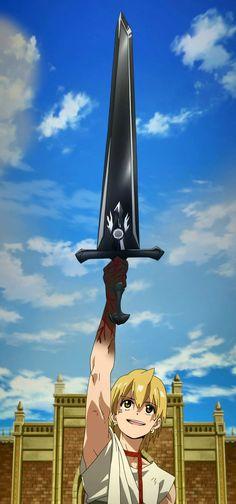 Amon's Sword