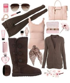 """""""Rose"""" by nicole-288 ❤ liked on Polyvore"""