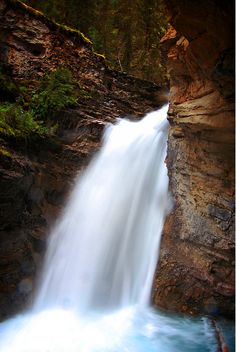 And when talking about outdoors tranquility, there is something truly magical and romantic about a small waterfall