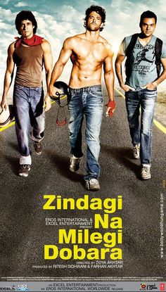 One of my all time fav bollywood movie...