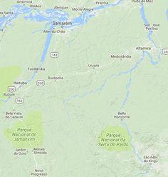 Terra Indígena Cachoeira Seca do Iriri :: De Olho nas Terras Indígenas no Brasil