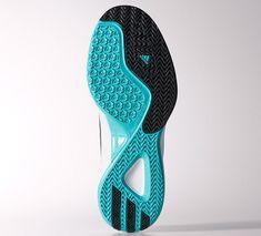 adidas D Rose Englewood III - Grey/Teal (3)