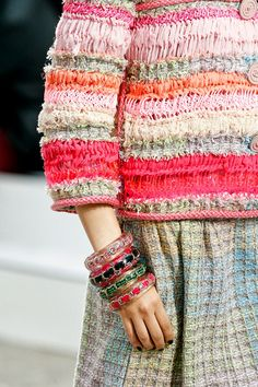 THE FUZZY CORNER: CHANEL - SPRING 2014 COLLECTION