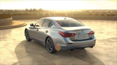 INFINITI-2014 Q50 Hybrid  Nothing beats the all-new #Infiniti Q50
