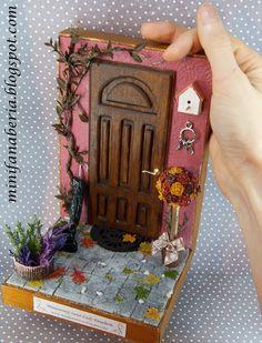 MiNiaTuRe FaLL SCeNe ____jesień w miniaturce