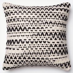 Woven Abstract Chevron Grey/ Multi Down Feather or Polyester Filled 22-inch Throw Pillow or Pillow Cover | Overstock.com Shopping - The Best Deals on Throw Pillows
