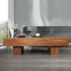 gi-2291: design couchtisch massivholz tisch holz 90*60