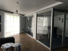 Recepción con sala de juntas Ocean Room, Board Rooms, Offices