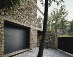 Herzog & de Meuron - Stone house, Tavole 1988