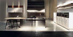 Rodolfo Dordoni: Set kitchen for Dada
