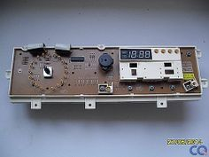 Lg Washing Machine 6871ec2029f-6870ec9121b 040519 Control Board., House & Garden on sale at CQout Online Auctions