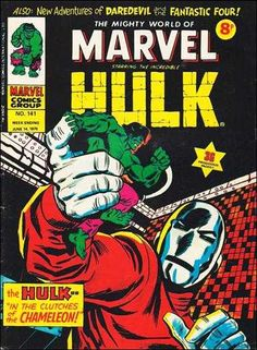 The Mighty World of Marvel #141
