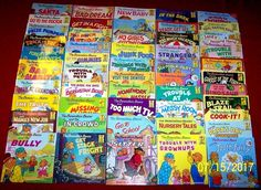 51 Berenstain Bears Picture Books Preschool Kindergarten 1st 2nd Grade Age 3-8