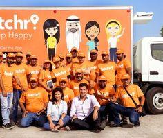 'فتشر' لخدمات التوصيل في دبي تتلقى تمويلاً بـ11 مليون دولار #Alqiyady #ريادة_الاعمال #القيادي #مال #اعمال #نصائح