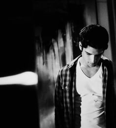 Scott McCall He's got the weight of the world on his shoulders