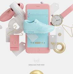 LUV.IT on Behance