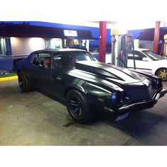 '76 Camaro- I actually owned one of these...