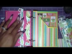 ▶ Very Simple Envelope Mini Album, Part 5 - YouTube