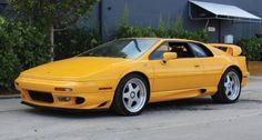 1998 Lotus Esprit V-8