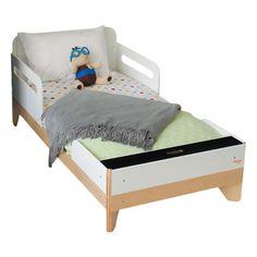 Little Modern Toddler Bed