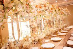 Floral Table Top Design by Karen Tran Flower Decorations, Wedding Decorations, Wedding Bouquets, Wedding Flowers, Karen Tran, Wedding Designs, Wedding Ideas, Wedding Design Inspiration, Table Top Design