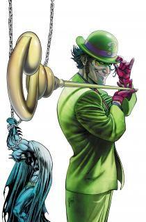 BATMAN #23.2: THE RIDDLER | DC Comics