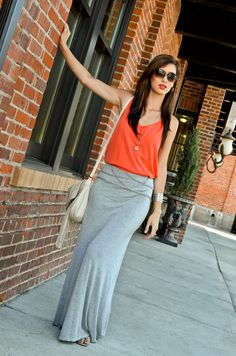 CarahAmelie - Outfit Ideas - Outfit Ideas - Silver Accents -8/14/12