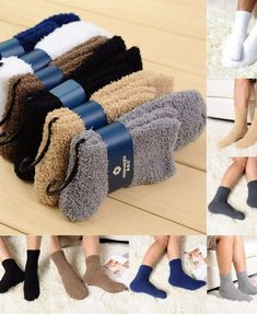 bb306c84770 7 Colors Extremely Cozy Cashmere Socks
