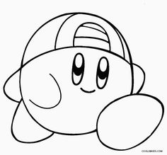 Free Printable Kirby Coloring Pages For Kids   Coloring ...
