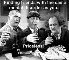 Ik many crazy friends of mine. ^_^
