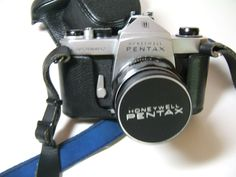 35Mm Camera | Honeywell Pentax Spotmatic 35mm Camera with by LadyRoseTreasures