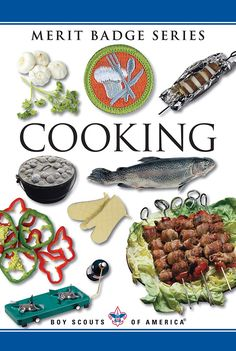 Power Point Presentation for Cooking Merit Badge by Boyscouts via ...