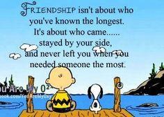 my best friend is my dog, too, Charlie Brown...