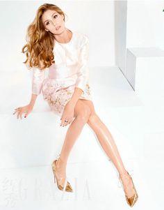 Olivia Palermo for Grazia China November 2014 #177