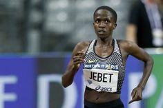 Ruth Jebet quebra o recorde mundial dos 3.000m com obstáculos em Paris #globoesporte