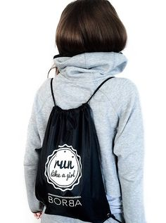 Plecak #runlikeagirl  www.borba.pl #running #borba #fit #healthy #sport #bieganie #girl