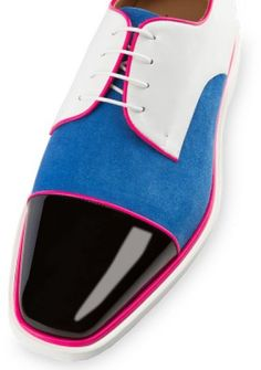 Christian Louboutin Bruno Orlato Mens Flat in Multicolor for Men