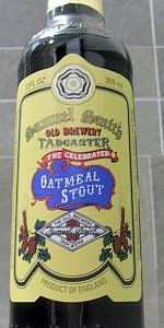 """Samuel Smith's Oatmeal Stout - 5%     Not malty at all. Perhaps slightly """"bready"""", like a dinner roll, with honey....No toasty carmels, although some malted flavor did come forward with warming to room temp. Exceptionally """"plain"""" --no untoward aftertastes of either malt or hops towards sourness or bitterness or any flavors at all...which would make it a good session beer or combined with any food, even finer pastas."""