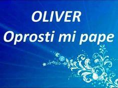 Oliver Dragojević - Oprosti mi pape (Potpuri) 4/15 - YouTube Oliver Dragojevic, Music Artists, Album, Youtube, Musicians, Youtubers, Youtube Movies, Card Book